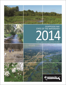 2014 Scappoose Bay State of the Watershed Thumbnail