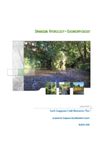 South Scappoose Creek Report