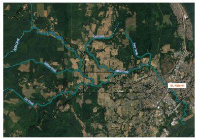 Lower Milton Creek Restoration